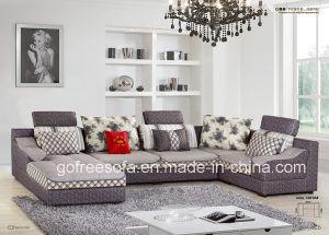 High Quantity U Shape Fabric Sofa