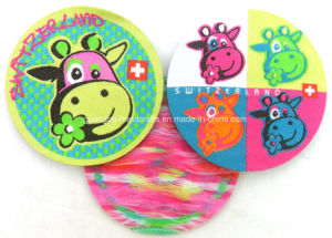 Funny Embroidery Woven Badges Patch (FE-0738) pictures & photos