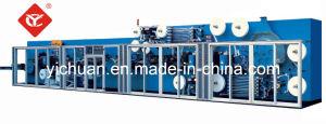 Full Automatic Sanitary Napkin Pad Machine (YC-HY800-SV)