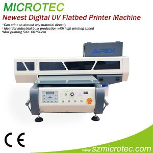 2 Color Full Automatic UV Screen Printer pictures & photos