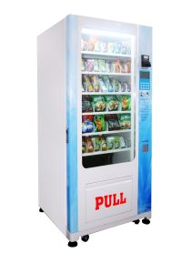 Snack/Cold Drinks Vending Machine (LV-205C) pictures & photos