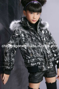 Children Apparel Winter Coat (S9351)