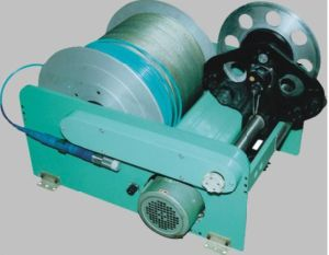 Automatic Cable Winding Winch for Well Logging pictures & photos