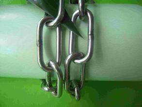 Automatic Mechanical Steel Iron Pot Chain Making Machine pictures & photos