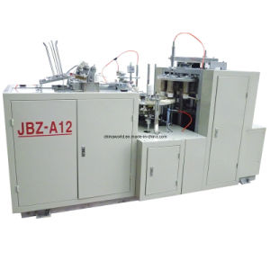 Dixie Cup Making Machine (JBZ-A12) pictures & photos