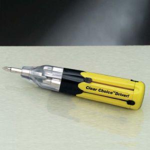 Mini Screwdriver - Thumb′s up Clear Choice (TUDCC)