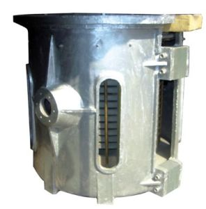 Aluminum Shell Induction Furnace (0.15-1 T)