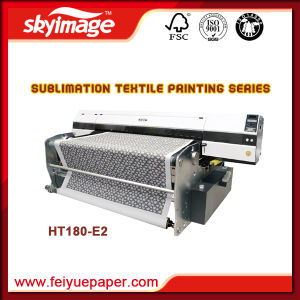 China Manufacture Direct Sublimation Printer Oric Ht 180-E2 with Dual Original Epson Dx-5 Printhead pictures & photos