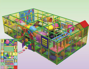 Indoor Playground (2011-147F) pictures & photos