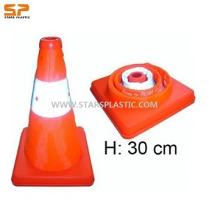 Collapsible Traffic Cones (ST-CSC-L30) pictures & photos