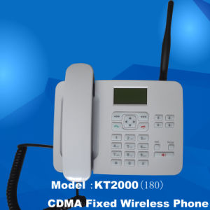 CDMA Fixed Wireless Phone pictures & photos