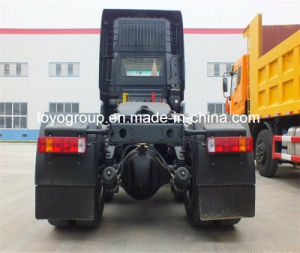 China Brand Sinotruk Cdw 6X4 Tractor Truck for Sale pictures & photos