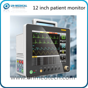 New - 12 Inch Bedside Patient Monitor with Dual IBP pictures & photos
