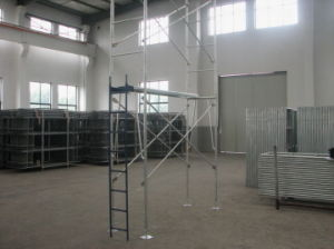 Snap-on Frame Scaffolding for Sales pictures & photos