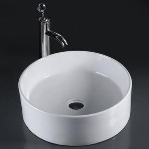 Unique Porcelain Bathroom Vessel Sink (6079) pictures & photos