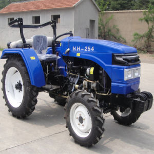 2014 Hot Sale 25HP 4WD Mini Agricultural Tractors pictures & photos