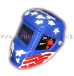 Solar Auto Darkening Welding Helmet (BSW-001M) pictures & photos