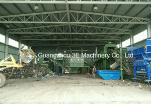 Msw Recycling Machine/Municipal Solid Waste Treatment Machine/Rdf Recycling Line pictures & photos