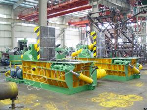 Hydraulic Scrap Metal Baling Press pictures & photos