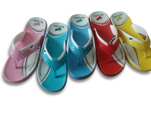 2015 Summer Women Slipper (XF1305-6)