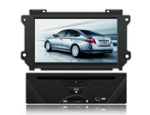 in Dash Car DVD GPS with Bluetooth for Nissan Teana (TS7626)