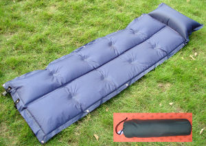 Self-Inflatable Mat, Outdoor Mat, Camping Mat Water-Proof Mat (HWF-118) pictures & photos