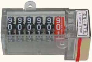 Stepper Motor Counter (JDBLII. K)