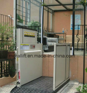 High Quality Wheelchair Lift Elevator for Home Old Man Using pictures & photos