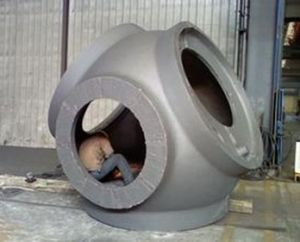 Customized Iron Castings