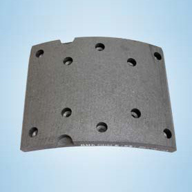 Duarable Brake Lining (EQ153) Front Axle pictures & photos