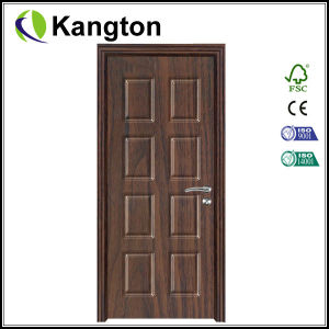 Interior MDF Laminate PVC Door pictures & photos