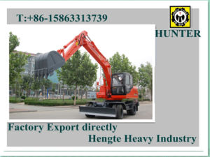 Wheeled Excavator (HTL150-8) pictures & photos