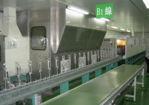 Flat Coating Line pictures & photos