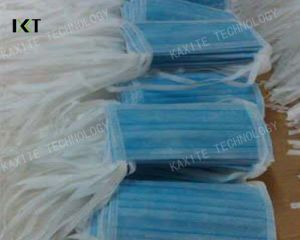 Surgical Nonwoven Face Mask for Medical Protection Kxt-FM27 pictures & photos