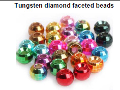 Discount Colorful Tungsten Slot Bead with Hole $0.03/PC pictures & photos