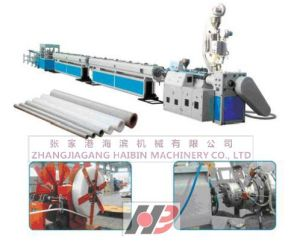 High-Speed PE-RT Pipe Extrusion Line