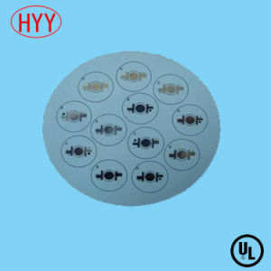 Printed Circuit Board PCB with Round Shape pictures & photos