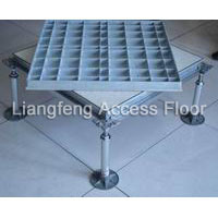 Aluminium Antistic Raised Access Floor (LF-DA640)