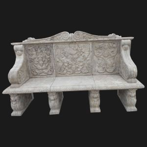 Antique Stone Garden Bench, Garden Furniture pictures & photos
