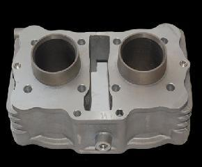 Motorcycle Cylinder Block (244 Water-Cooled)
