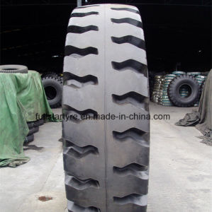 Fullstar Tyre Factory, High Quality E3/L3 Bias OTR Tire, Earthmover Tire, Tubeless 17.5-25 Tire pictures & photos