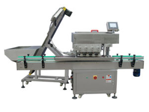Automatic Liner Capping Machine Screw Type Capping Machine