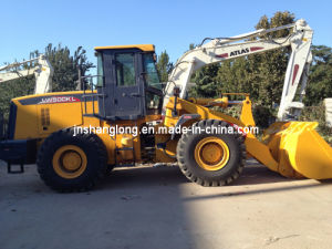 5 Ton Wheel Loader Lw500k pictures & photos