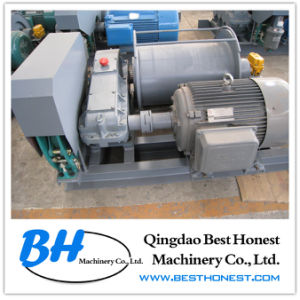 Electric Wire Rope Winch (Electric Windlass) for Construction Machinery pictures & photos