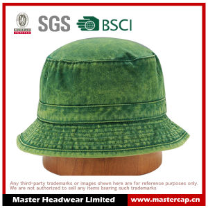 New Style Washing Cowboy Bucket Hat Fishing Hat for Adults pictures & photos