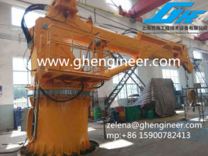 Hydraulic Telescopic Crane Marine Crane Port Crane pictures & photos