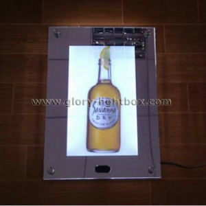 LED Magic Mirror Sensor Light Box pictures & photos