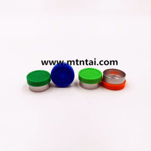 13mm Alu-Plastic Bottle Caps pictures & photos