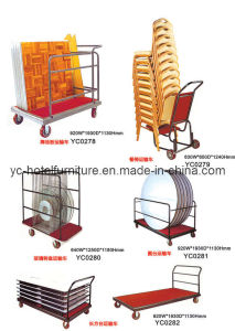 Durable and Portable Dance Floor Trolley (YC0278) pictures & photos