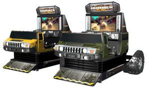 Coin Game Machine Large Hummer SD Coin Machine pictures & photos